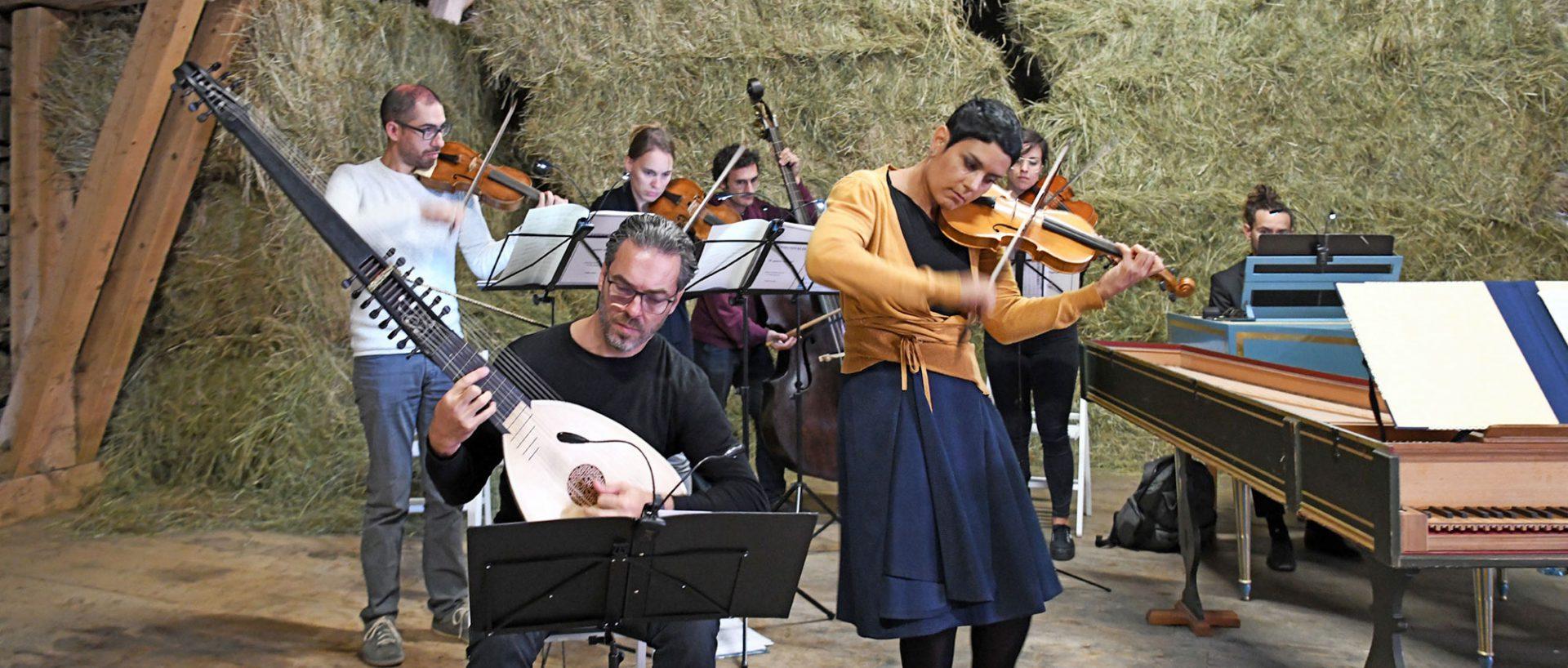 Ensemble MUSICA FIORITA